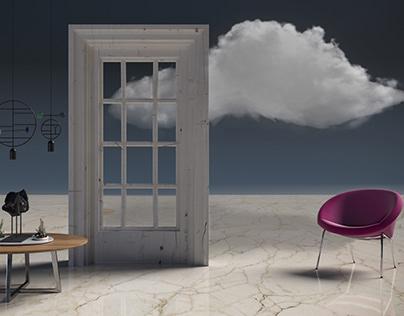 Cloud Set Design