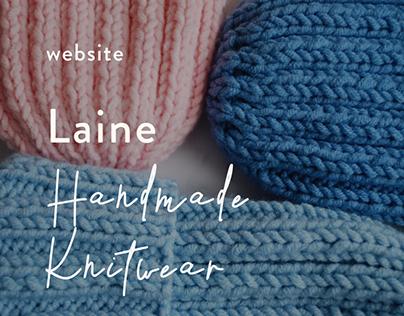 Laine Knitwear - Online store