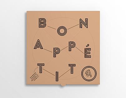 Boxapizza - Identité et site internet