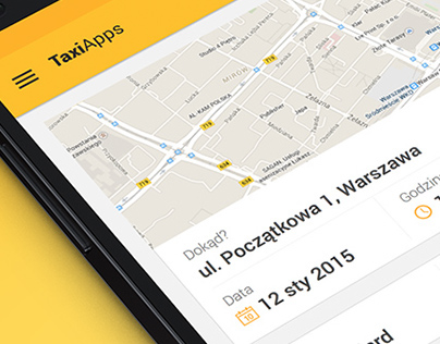TaxiApps - Android Mobile App