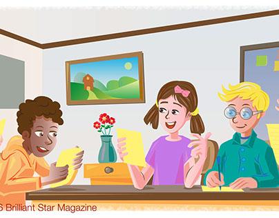 Kid's Magazine