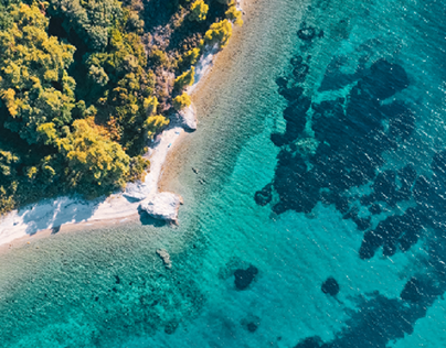 Drone over Greece