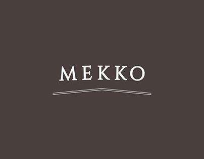 Mekko - online store