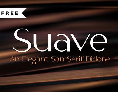 FREE | Suave Typeface