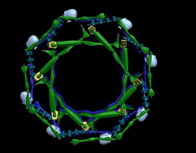 물레바퀴 인간 Spin Wheel Human