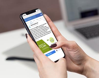 The Benefits of CSMI Social Media Campaign