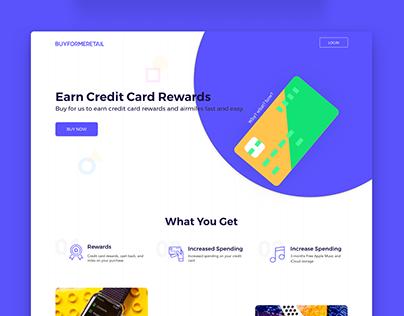 Buy for Me & Earn Rewards-Option 02
