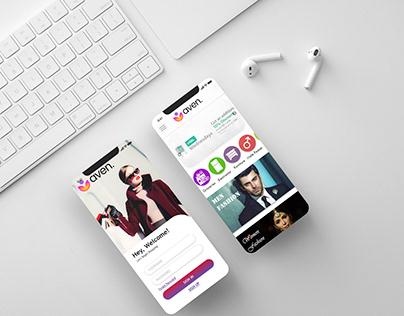 E-Commerce App UI/UX Design