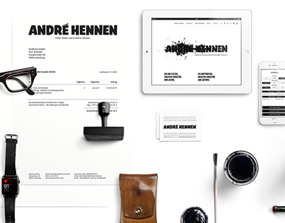 Andre Hennen – The Living CI