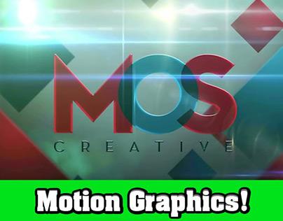 Motion Graphics!