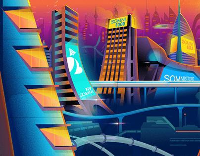Somni Store   Design and Animation