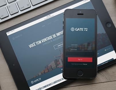 GATE72 App
