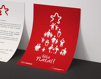 NESTLÉ (christmas card)