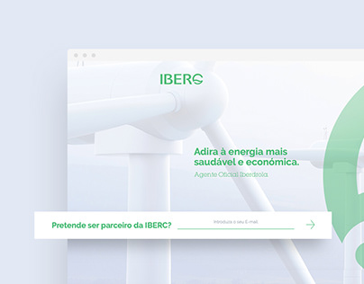 IBERC | Webdesign
