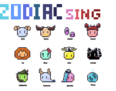 zodiac sing character
