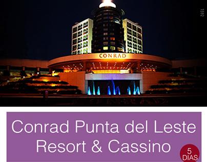 Conrad Punta del Leste Resort e Cassino - Ancoradouro