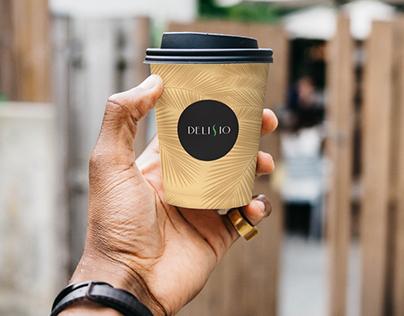 Delicio café | Branding