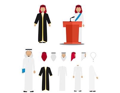 arabian characters