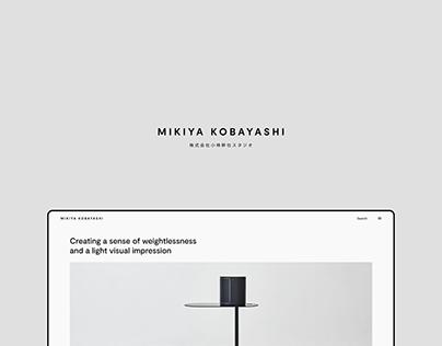 Mikiya Kobayashi - Interaction Design