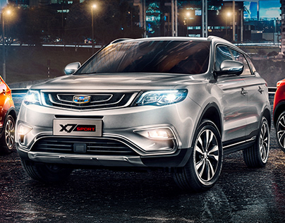GEELY RETAIL 2020