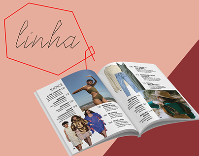 Linha - Revista sobre moda sustentável