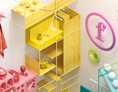 Fubiz / Creativity Room