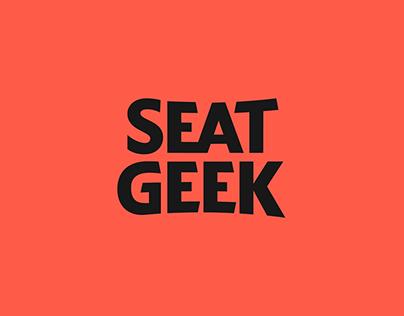 SeatGeek Logo Redesign