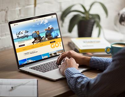 Getaway Travel & Tourism UI Design