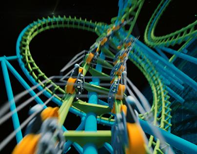 Roller Coaster Building Technicques - Tutorial Teaser