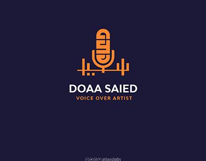 شعار دعاء سعيد  معلق صوتي