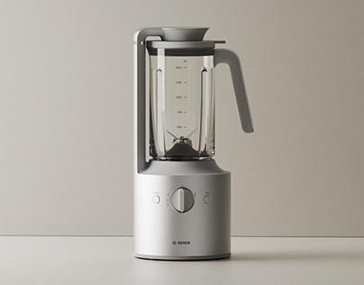 Bosch Vacuum Blender - Vitamaxx