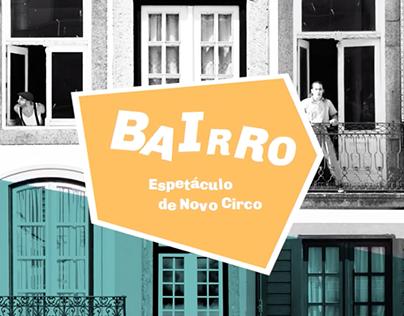 BAIRRO | Espectáculo de Novo Circo