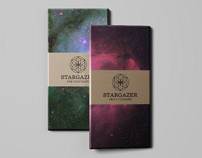 Stargazer Fine Chocolate - Concept