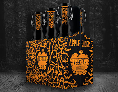 Treechant Apple Cider