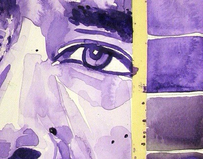 Purple POTUS