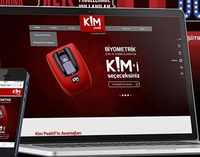 Kim Pozitif Web Site