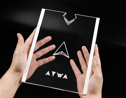 ATWA - Tipografía
