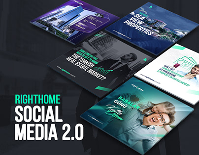 Righthome - Social Media 2.0!