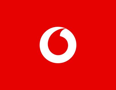 Vodafone Concept Site #2