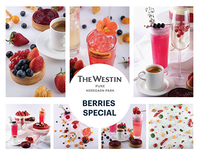 Berry Special at The Westin Pune Koregaon Park