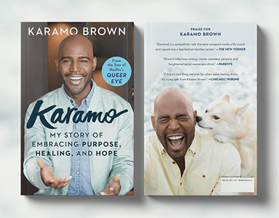 Karamo Brown Book Cover