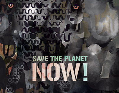 Save the planet – now!