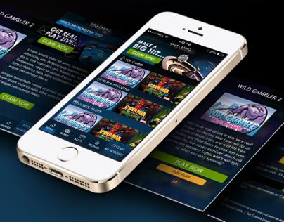 Gala Casino New Mobile & Tablet App