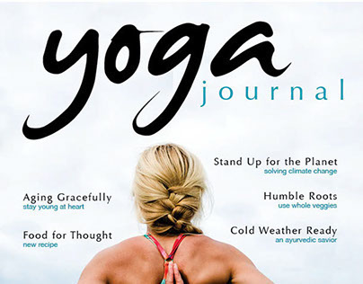 Yoga Journal Remake