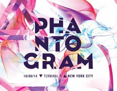 Poster design contest - PHANTOGRAM