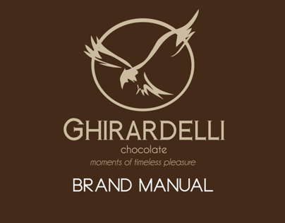 Ghirardelli (Re-Branded) Brand Book