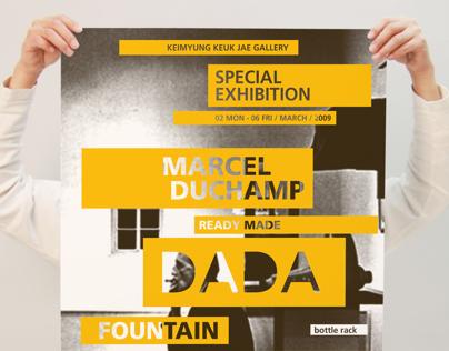 2009 / Marcel Duchamp Special Exhibition
