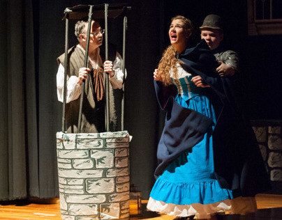 Theater : Beauty & The Beast ©2014