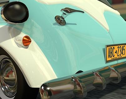 3D | Hubo Car
