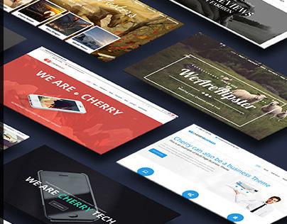 Cherry - MultiPurpose Wordpress Theme